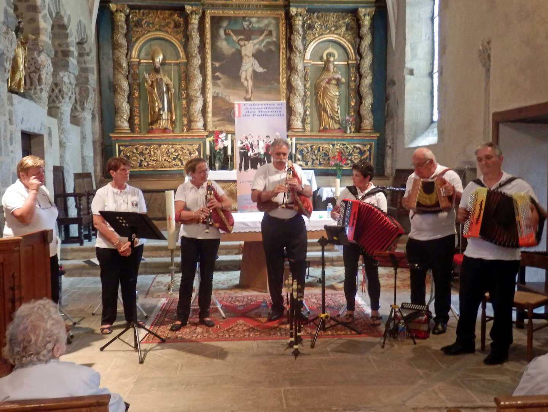 Concert Saint Santin Cantalès