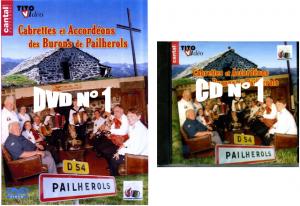 DVD et CD 1