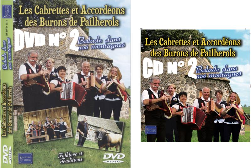DVD et CD 2
