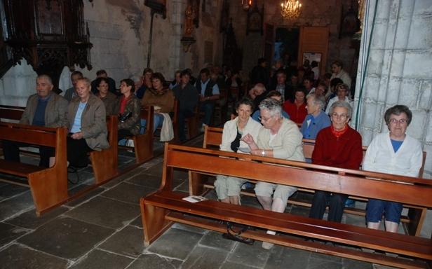 Journées du Patrimoine à Mandailles et St Julien