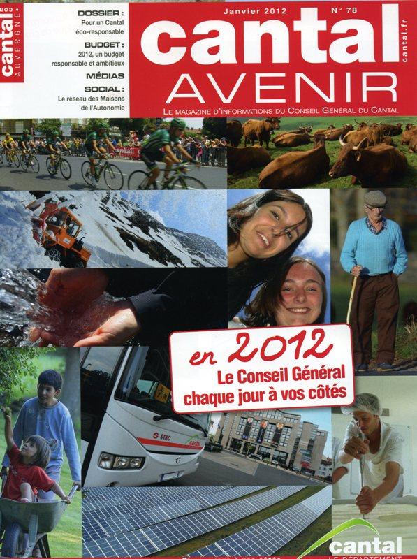 Les Cabrettes sur Cantal Avenir