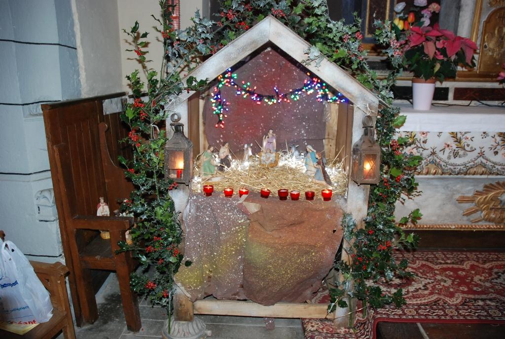 Messes de Noël 2012