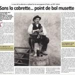 L'Histoire de la Cabrette