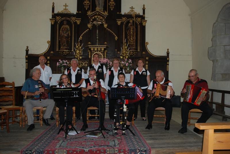 Concert à DOUX-ALBATS