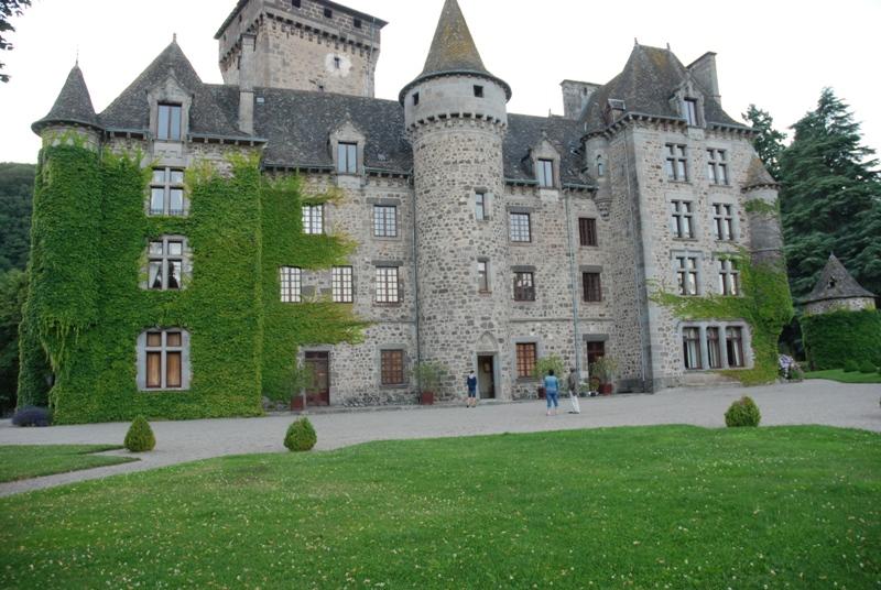 Animations au château de PESTEILS