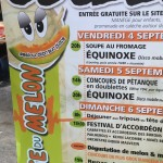 Festival du melon à JOUELS