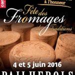 Fête des Fromages PAILHEROLS
