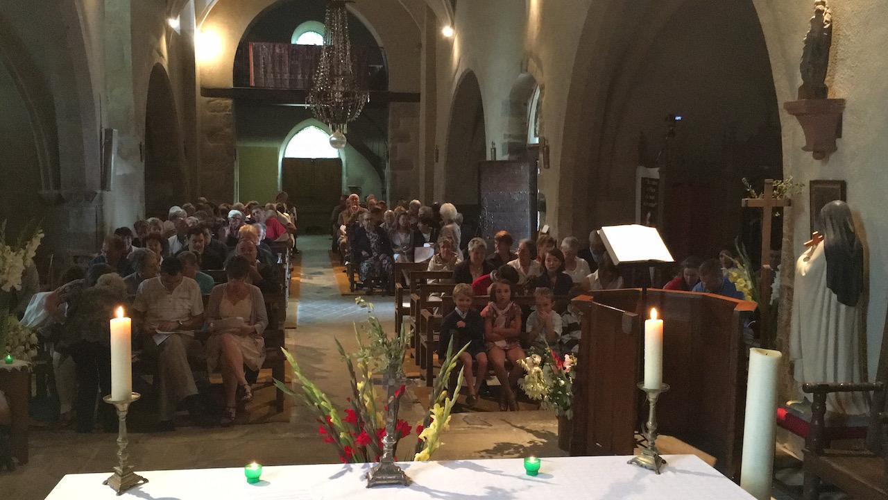 Fête patronale de Saint Santin Cantalès