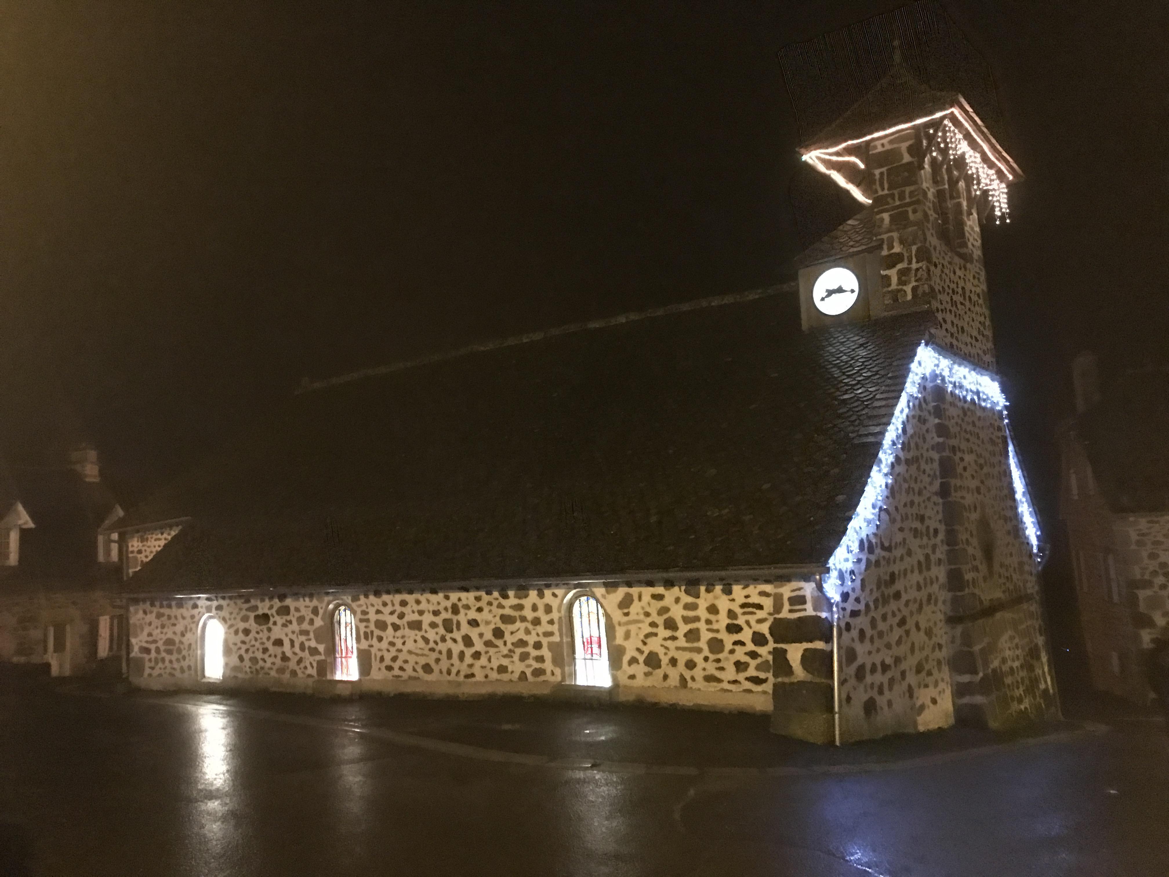 Veillée de Noël à Pailherols