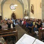 Messe au BOURGUET