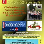 Direct sur JORDANNE  FM