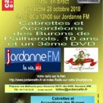 Direct sur JORDANNE FM